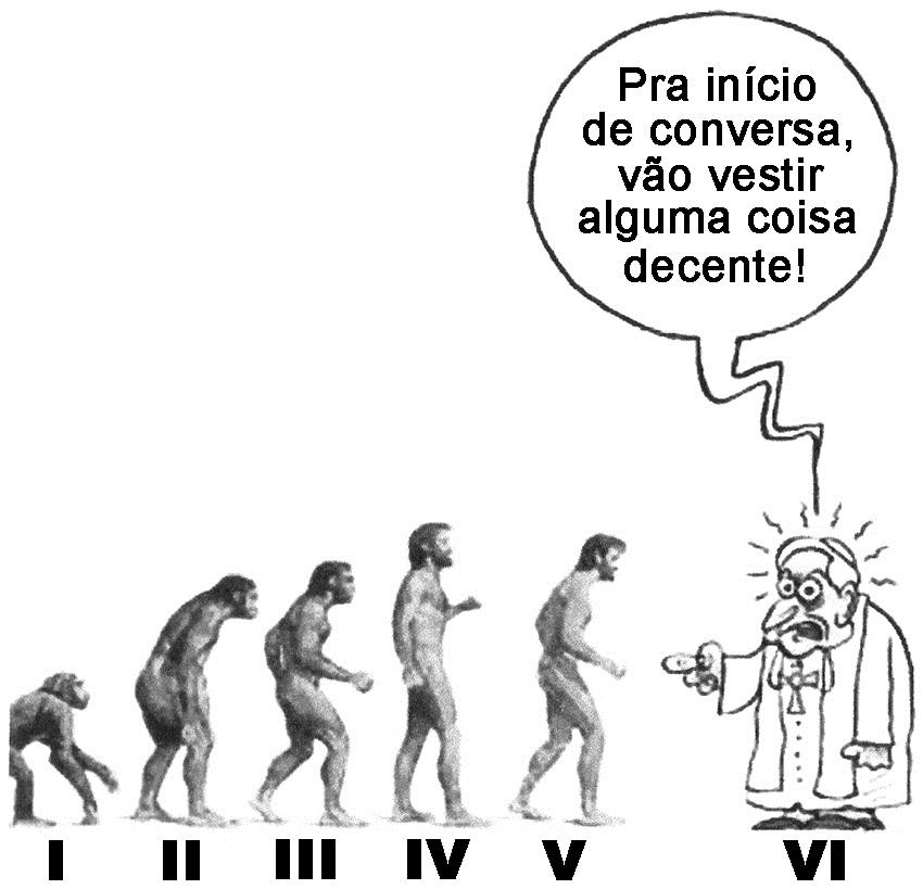 Testes Sobre Evolução 55 Blog Do Prof Djalma Santos